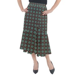 Df Catania Midi Mermaid Skirt by deformigo