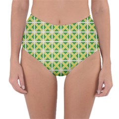 Df Matyas Reversible High Waist Bikini Bottoms by deformigo