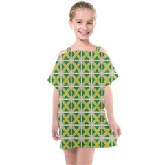 Df Matyas Kids  One Piece Chiffon Dress by deformigo