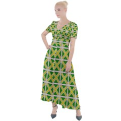 Df Matyas Button Up Short Sleeve Maxi Dress by deformigo