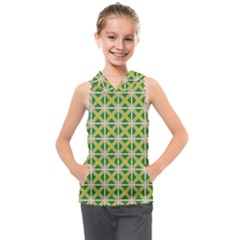 Df Matyas Kids  Sleeveless Hoodie by deformigo