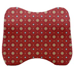 Df Rafflesia Velour Head Support Cushion by deformigo