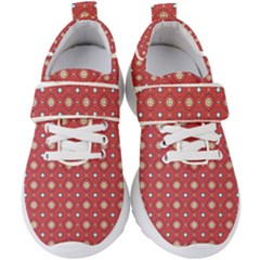 Df Rafflesia Kids  Velcro Strap Shoes by deformigo