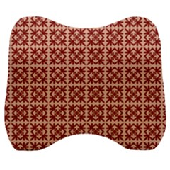 Df Pietri Velour Head Support Cushion by deformigo