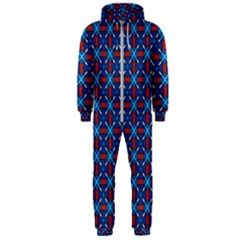 Df Pasticerria Hooded Jumpsuit (men)  by deformigo