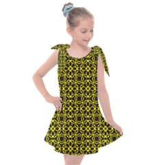 Df Manzanilla Kids  Tie Up Tunic Dress