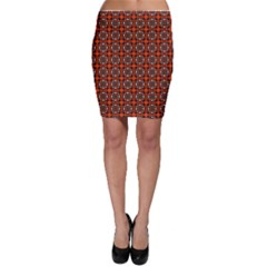 Df Mandarino Bodycon Skirt by deformigo