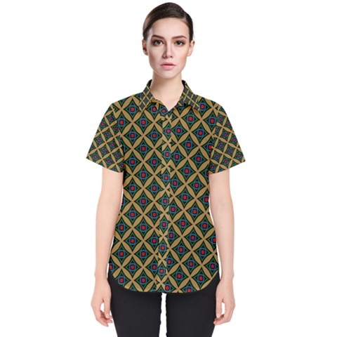 Df Joshimath Women s Short Sleeve Shirt by deformigo
