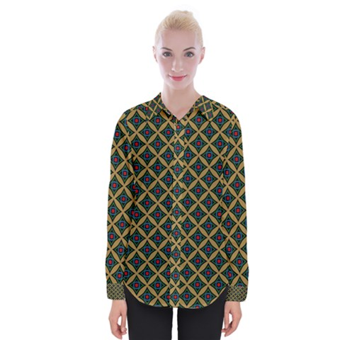 Df Joshimath Womens Long Sleeve Shirt by deformigo