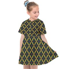 Df Joshimath Kids  Sailor Dress by deformigo
