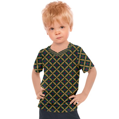 Df Joshimath Kids  Sports Tee by deformigo