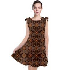 Df Vesper Tie Up Tunic Dress by deformigo
