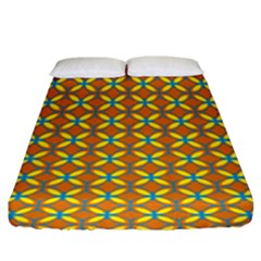 Df Madridejo Fitted Sheet (king Size) by deformigo
