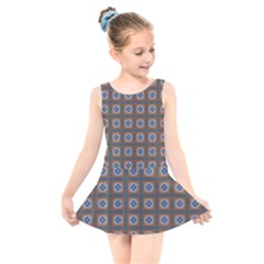 Df Merrival Kids  Skater Dress Swimsuit by deformigo