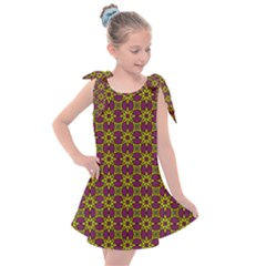 Df Semaris Kids  Tie Up Tunic Dress by deformigo