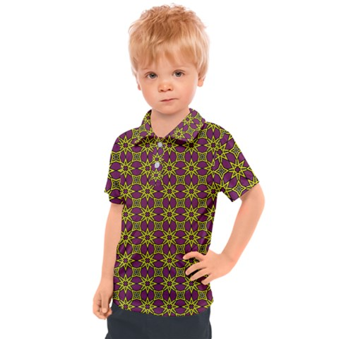 Df Semaris Kids  Polo Tee by deformigo