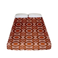 Df Jaitana Fitted Sheet (full/ Double Size) by deformigo