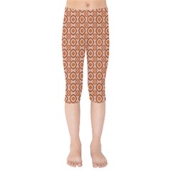 Df Jaitana Kids  Capri Leggings  by deformigo