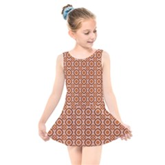 Df Jaitana Kids  Skater Dress Swimsuit by deformigo
