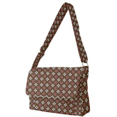 Df Areopag Full Print Messenger Bag (s) by deformigo