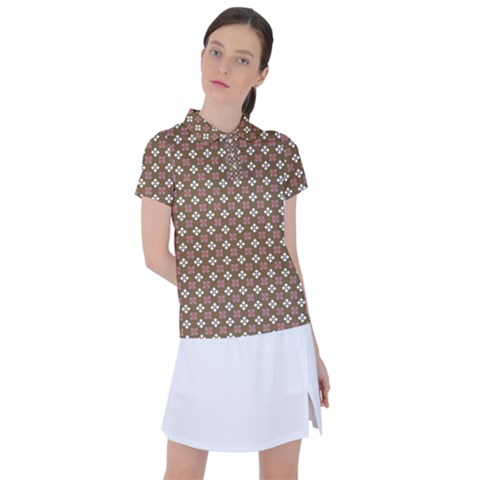 Df Areopag Women s Polo Tee by deformigo
