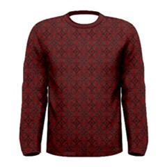Df Rosendal Men s Long Sleeve Tee by deformigo