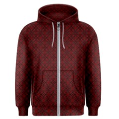 Df Rosendal Men s Zipper Hoodie by deformigo