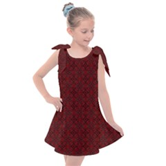 Df Rosendal Kids  Tie Up Tunic Dress by deformigo