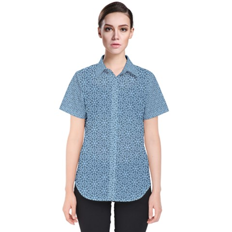 Df Normina Women s Short Sleeve Shirt by deformigo