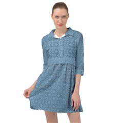 Df Normina Mini Skater Shirt Dress by deformigo