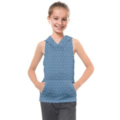Df Normina Kids  Sleeveless Hoodie by deformigo
