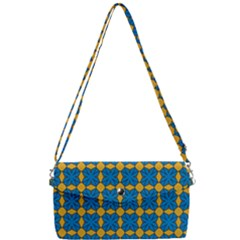 Df Jaisalmer Removable Strap Clutch Bag
