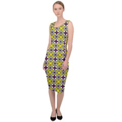 Df Florence Delem Sleeveless Pencil Dress by deformigo