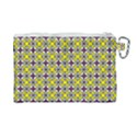 DF Florence Delem Canvas Cosmetic Bag (Large) View2