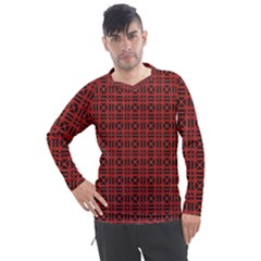 Df Joe Paganetti Men s Pique Long Sleeve Tee