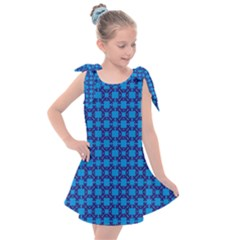 Df Loren Willards Kids  Tie Up Tunic Dress by deformigo