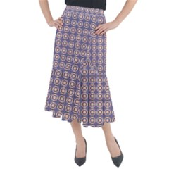 Df Asitane Midi Mermaid Skirt by deformigo