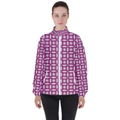 Df Crociere Women s High Neck Windbreaker by deformigo