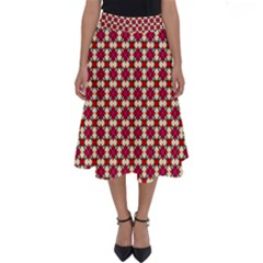 Df Avada Perfect Length Midi Skirt by deformigo
