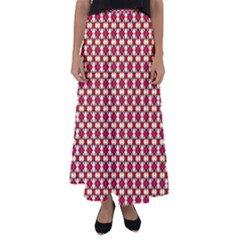 Df Avada Flared Maxi Skirt by deformigo