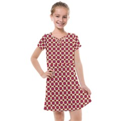Df Avada Kids  Cross Web Dress by deformigo