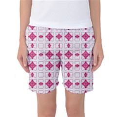 Df Hazel Conins Women s Basketball Shorts by deformigo