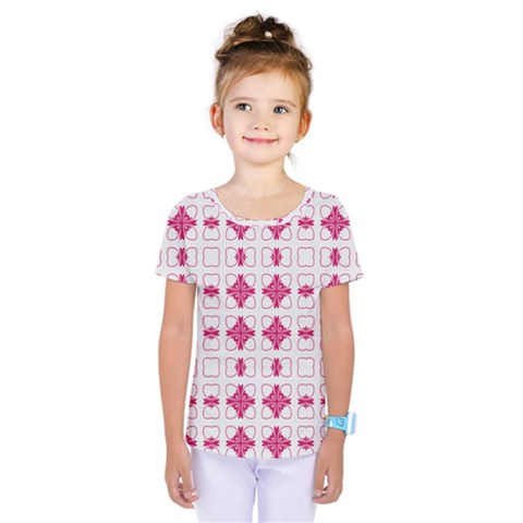 Df Hazel Conins Kids  One Piece Tee by deformigo