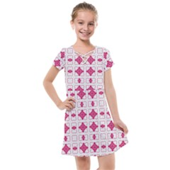 Df Hazel Conins Kids  Cross Web Dress