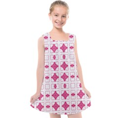 Df Hazel Conins Kids  Cross Back Dress by deformigo