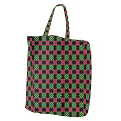 Df Heartflow Giant Grocery Tote by deformigo