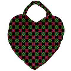 Df Heartflow Giant Heart Shaped Tote by deformigo