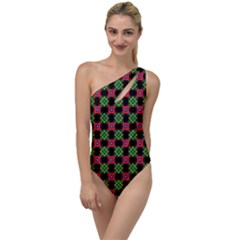 Df Heartflow To One Side Swimsuit by deformigo