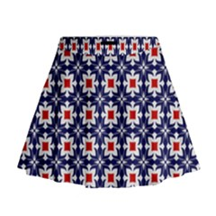 Df Batticalloa Mini Flare Skirt by deformigo