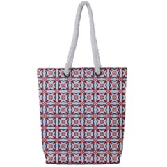 Df Wishing Well Full Print Rope Handle Tote (small) by deformigo